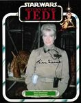 "STAR WARS Tina Simmons ""Rebal Technician"" Genuine signed autograph 10 x 8 COA 11454"